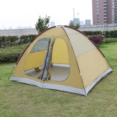 ... Large Family Tent 6-Person 3-Season UV Protection C&ing Cabin Instant Tent ... & Large Family Tent 6-Person 3-Season UV Protection Camping Cabin ...