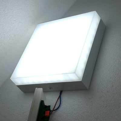 ... LED Table Lamp Square, 3.5 Inch ...