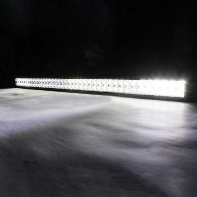 5D 42 Inch Off Road LED Light Bar CREE LED 240W 30 Degree Spot 60 Degree Flood Combo Beam Car Light For Off Road, Truck, SUV, ATV, 4WD