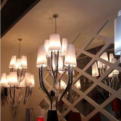 Modern Ox Shaped Chandelier 6 Lights