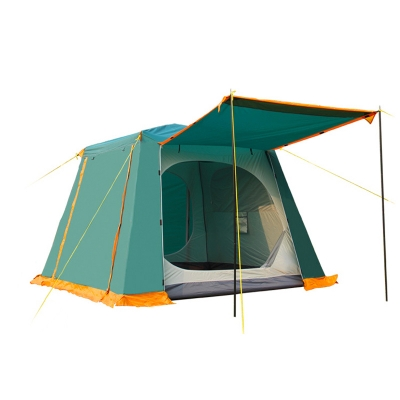 6~8 Person Larger 3-Season Cabin Instant Quick-pitch Tent for Hiking  sc 1 st  Beautifulhalo : quick pitch tents - memphite.com