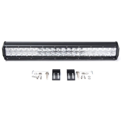 5D 20 Inch Off Road LED Light Bar CREE LED 126W 30 Degree Spot 60 Degree Flood Combo Beam Car Light For Off Road, Truck, 4WD, BOAT, JEEP