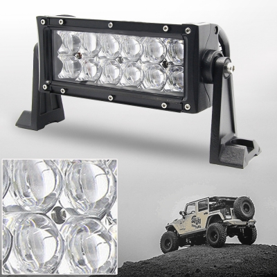 5d 7 inch off road led light bar cree led 36w 30 degree spot beam 5d 7 inch off road led light bar cree led 36w 30 degree spot beam car aloadofball Gallery