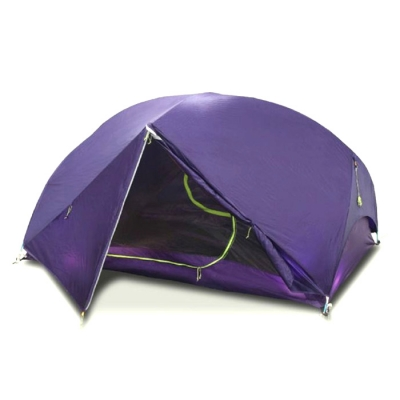 Lightweight 2-Person 3-Seaosn 40D Double Silicone Layer C&ing Dome Tent(Purple ...  sc 1 st  Beautifulhalo & Lightweight 2-Person 3-Seaosn 40D Double Silicone Layer Camping ...
