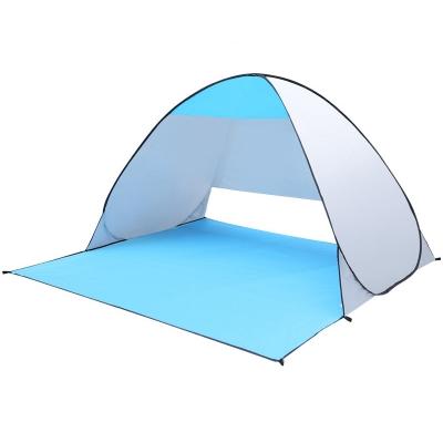 Sunshade Shelter Silver Coating Uv