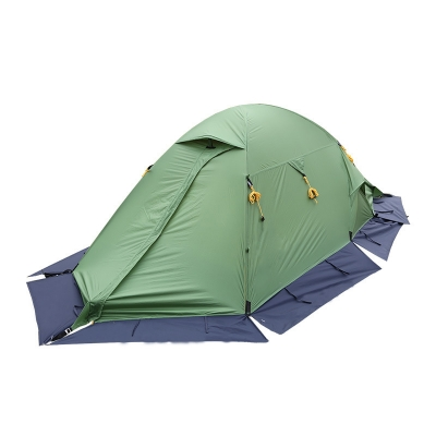 Outdoors C&ing 2-Person 4-Season Mountaineering Geodesic Tent with Snow Skirt ...  sc 1 st  Beautifulhalo : 4season tent - memphite.com