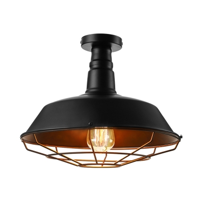 warehouse style lighting. 14u0027u0027 wide black ceiling light in barn style warehouse lighting