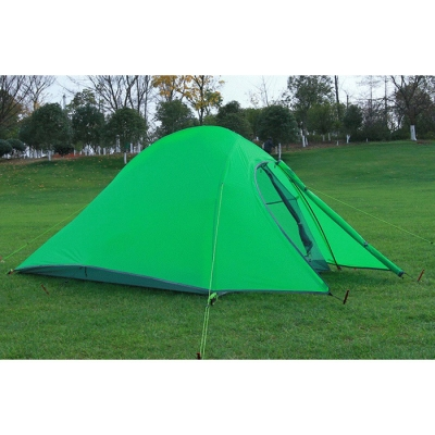 UAM Ultralight 20D Silicone Fabric Layer 2-Person 3-Season Dome Tent Green ...  sc 1 st  Beautifulhalo & UAM Ultralight 20D Silicone Fabric Layer 2-Person 3-Season Dome Tent ...