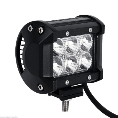 4 inch off road led light bar cree led 18w 60 degree spot beam car 4 inch off road led light bar cree led 18w 60 degree spot beam car light aloadofball
