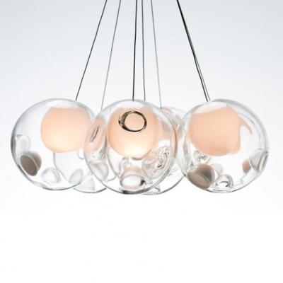 Inner glass ball pendant multi light pendant 7 light beautifulhalo inner glass ball pendant multi light pendant 7 light mozeypictures Image collections