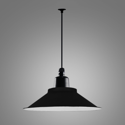 Industrial Pendant Light Indoor with 15