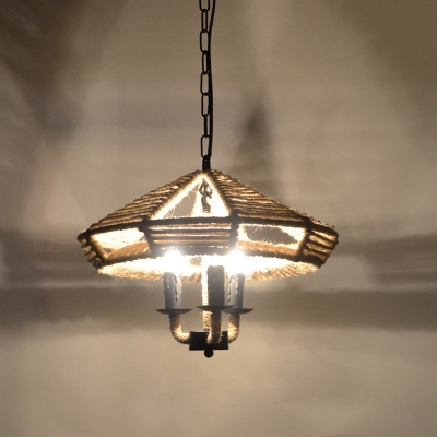 Fashion Style Rope, Vanity Light , Chandeliers Industrial Lighting ...