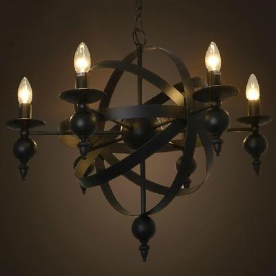 Fashion Style Vanity Light , Globe Industrial Lighting ...
