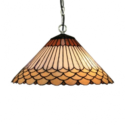 2-Light Ceiling Pendant with 16