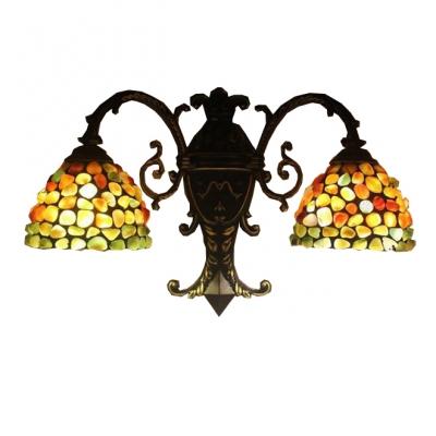 Tiffany-Style 2-Light 21