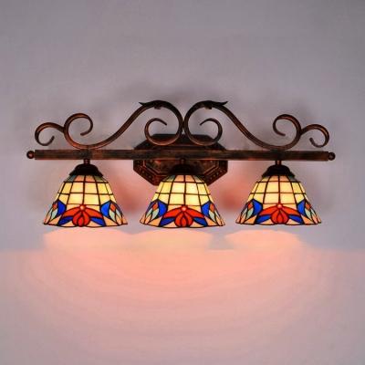 Tiffany Baroque 3-Light 25