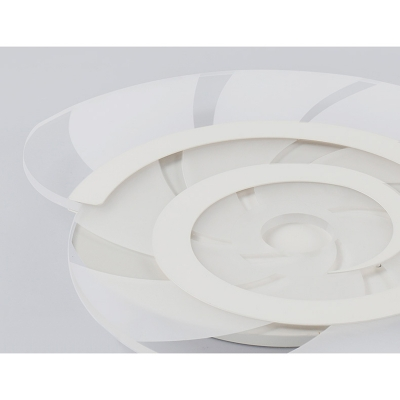 Snail-Shaped Acrylic LED Kids Room Ceiling Light