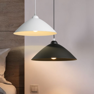 Contemporary Style One Bulb Adjustable Pendant Lamp for Coffee House