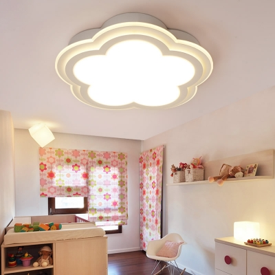 Led 15 75 Inch Children Bedroom Ceiling Lamp Ultra Thin Beautifulhalo