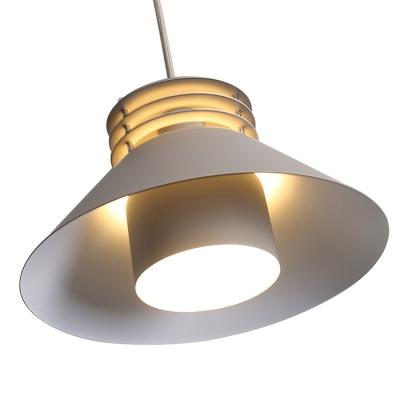 Modern Style Multiple Colors 1 Light Pendant Lamp 9.1