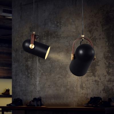 LED Light Track Lighting Fixture for Display in Polished Black Finish