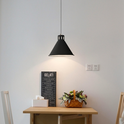 Led Light Adjule Hanging Lamp For Study Room Various Colors