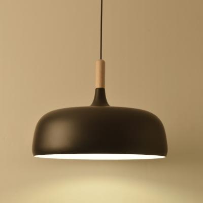 "Wide Dome Designer Large Pendant Light For Dining Room 12"""