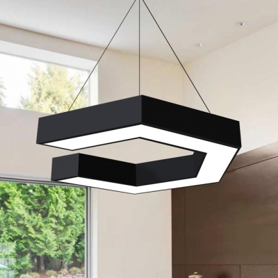 Contemporary Led Pendant Ceiling Lights 23 62 31 47 Width
