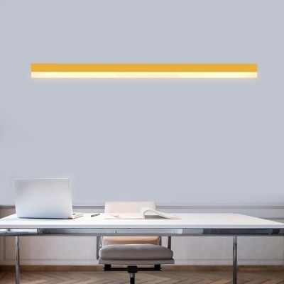 Architectural Linear Lighting Acrylic Linear Surface Mount Light 36W Energy Saving Aluminum Led Linear Ceiling Mount Light