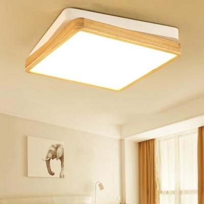 watch e174e 718e5 High Brightness Led Indoor Home Lighting 2 Tiers Square Led Flush