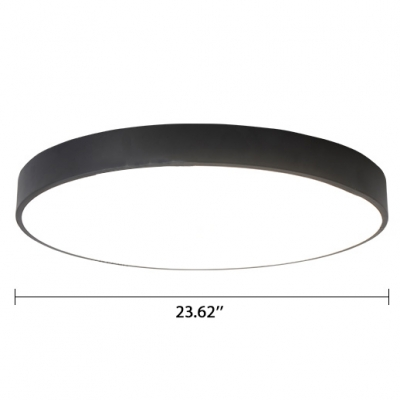 Ultra Thin Flush Mount