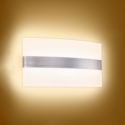 Contemporary Style Color Changing Acrylic Lampshade 11.02