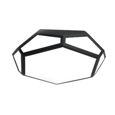 promo code 04173 b120e Fully Luminious Modern Led Ceiling Light Fixture Flush Mount Lighting