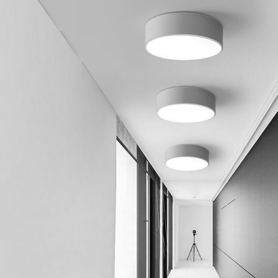 Hot Selling Super Bright White Light Acrylic Lampshade Flush Mount Kitchen Office Lighting Led Round Ceiling Lights Globe Surface Mount Led Ceiling Fixture In White Different Sizes For Option Beautifulhalo Com