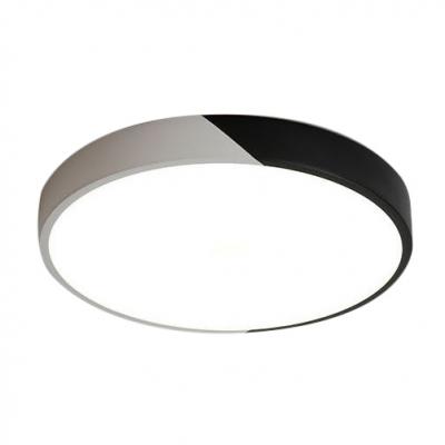 san francisco 99283 d21b8 Low Profile Lighting Post Modern Design Led Lighting Black Ultra-thin