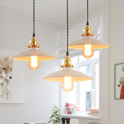 Indoor Decorative Lighting Bare Bulb Adjule Hanging Light Fixture