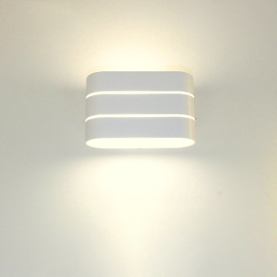Acrylic Lampshade Contemporary Sconces 6.30