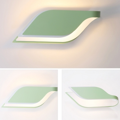 Creative Art Deco Slim LED Wall Light 15.75