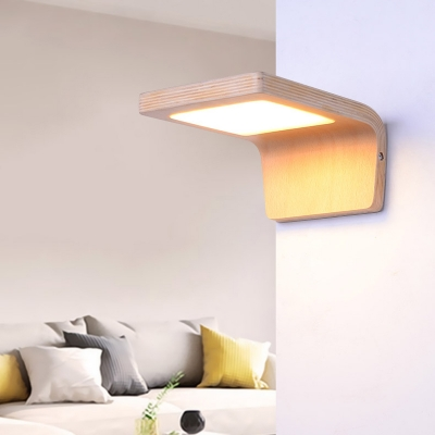 Head Rotatable Modern Led Warm Light Downlight Wall Sconce 6.30
