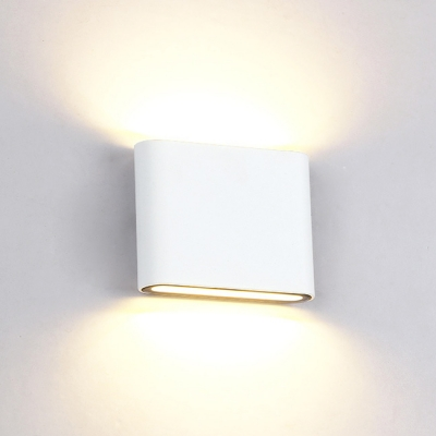 Downlight Frame Wall Light 6w 12w Dual