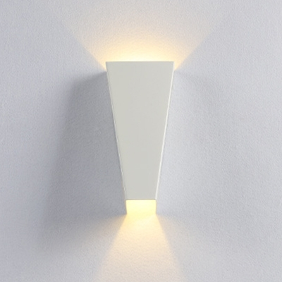 Strait-up Series Trapezoid Wall Sconces Light 3.93