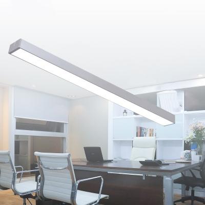 Modern Silver Finish Office Led Lighting Designs 23 62 35 43 48