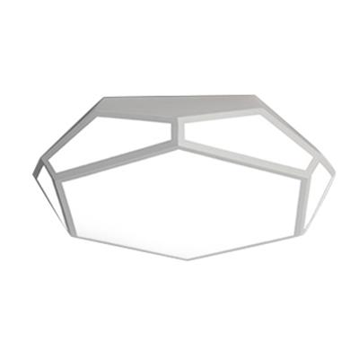 Fully Luminious Modern Led Ceiling Light Fixture Flush Mount Lighting