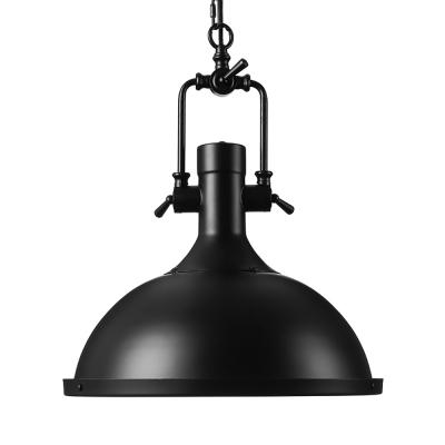 Industrial Style 1 Light Pendant 12