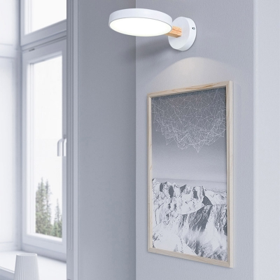 Macaroon Multi-Color Changeable Wall Light Slim 11.02