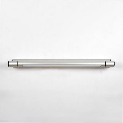 Contemporary Bathroom Wall Lights Chrome LED Swivel Vanity Light 19.69