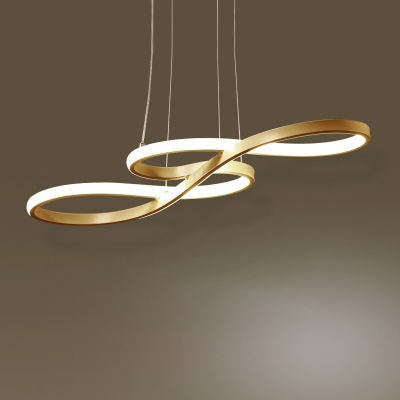 Post Modern Small/Large LED Chandeliers 29.53