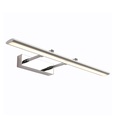 Adjustable Light Modern Bathroom Vanity Light With Swivel Lamp Head 9w 16w Led Neutral Acrylic