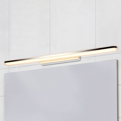 Modern Linear Vanity Lights Antifogging 3000 6000k Led Warm White