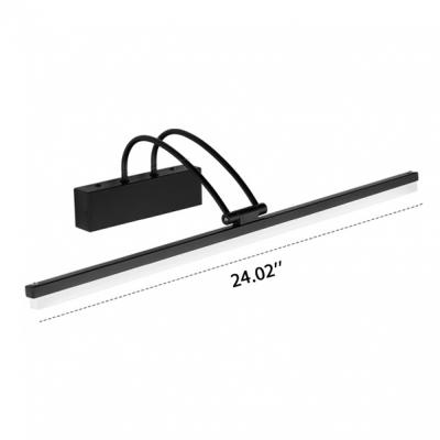 Antifog Waterproof LED Acrylic Vanity Light 16.14/20.08/24.02/27.95